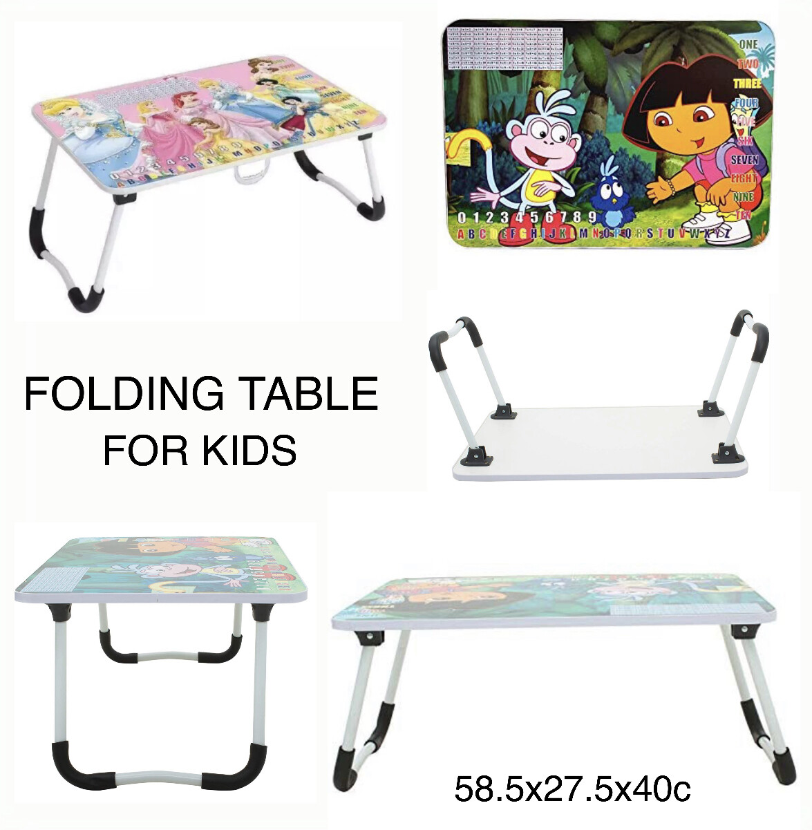 Kids Folding Table