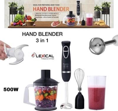 LEXICAL Blender Set