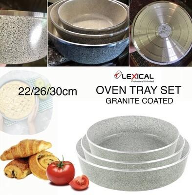 Round Oven Trays