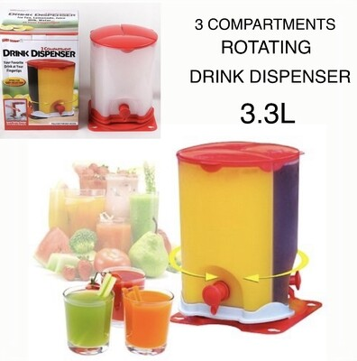 Rotating Drink Dispenser