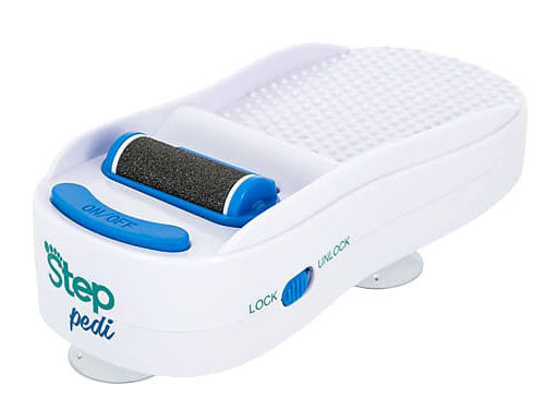 "​""Step Pedi"" Foot Callus Remover"