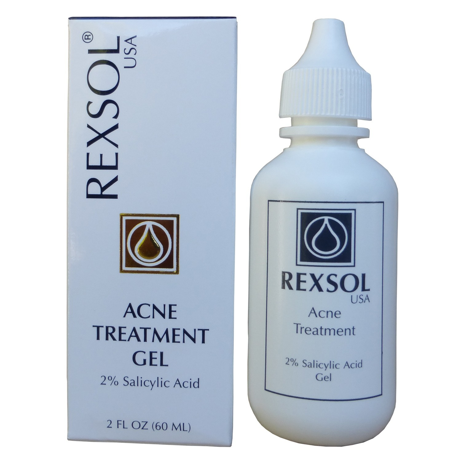 Rexsol Acne Treatment Gel Salicylic Acid Gel