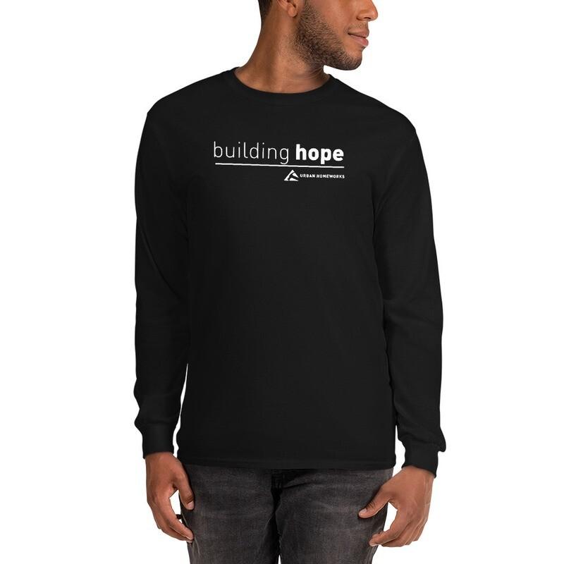 Building Hope Long Sleeve Shirt