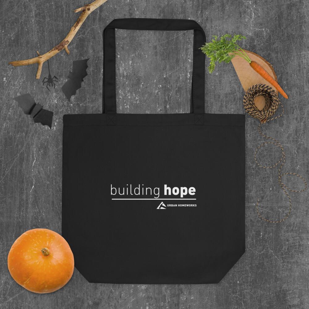 Building Hope Eco Tote Bag