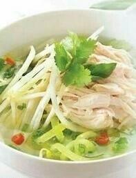 Vietnamese Soup, Chicken Pho