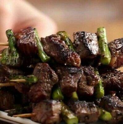 Teriyaki Beef & Vegetables
