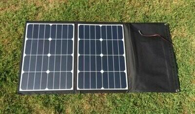 Portable Solar Panel - 60-watt