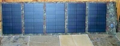 Portable Solar Panel - 75-Watt