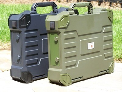 Powerenz Briefcase