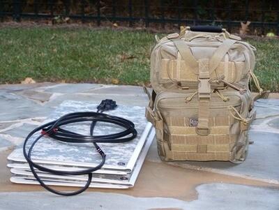 Powerenz LFP40 - 176-Watt Sling Pack
