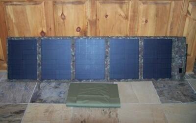 Portable Solar Panel - 100-Watt