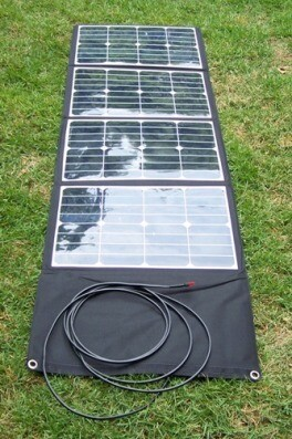 Portable Solar Panel - 120-Watt