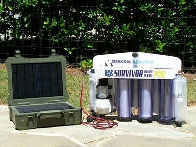 Water Purifier & Power Supply