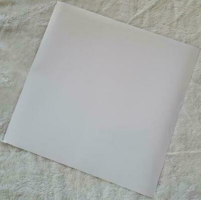 WHITE 12 X 12 HTV