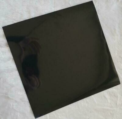 BLACK 12 X 12 HTV