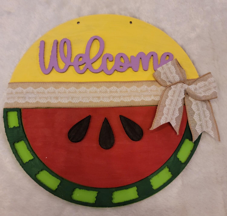 Welcome Watermelon DIY Kit