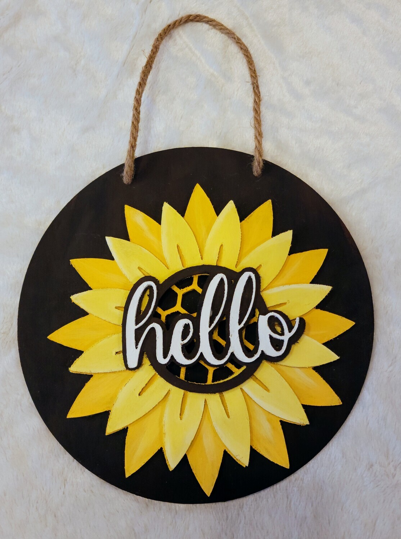 Sunflower Hello Kit