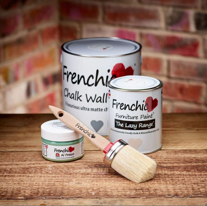 Frenchic Small Oval Brush