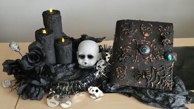 Teen halloween book of spells - Sat Sept 25 2pm-4pm