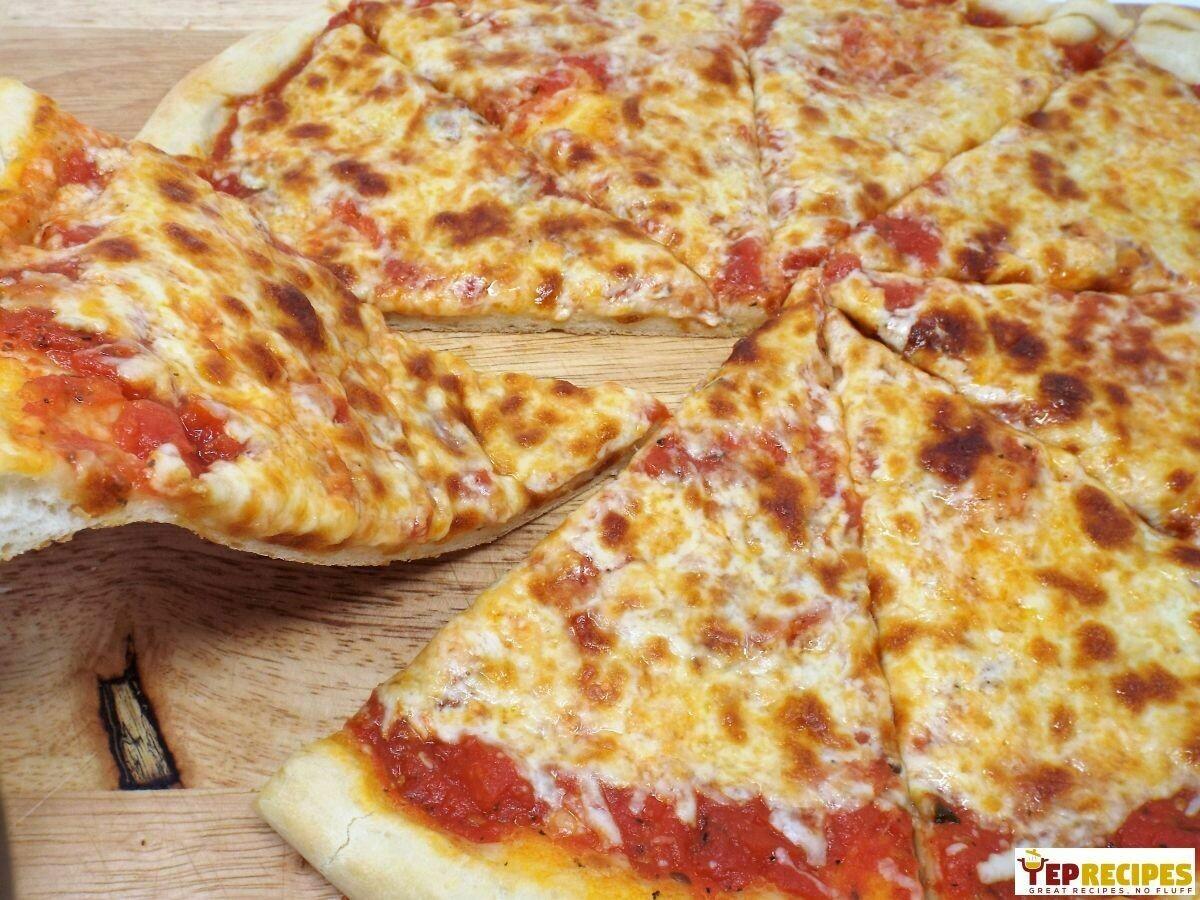 BBC Cheese Pizza