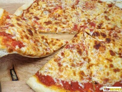 BBC CHEESE PIZZA
