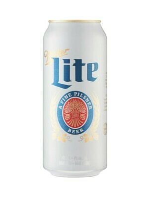 MILLER LITE TALL BOY