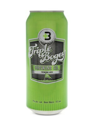 TRIPLE BOGEY TALL CAN
