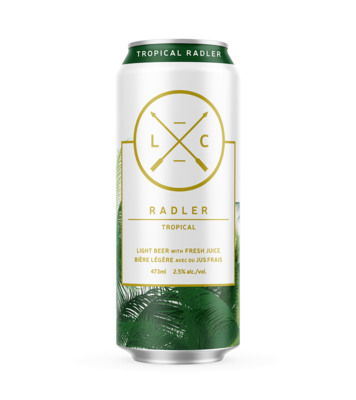 LOST CRAFT TROPICAL RADLER