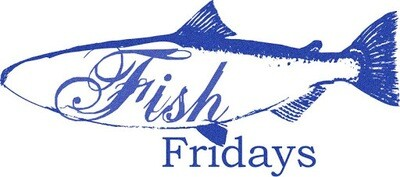 FRIDAY ONLY: PAN SEARED SALMON or COD w/ ONTARIO FIDDLEHEADS!