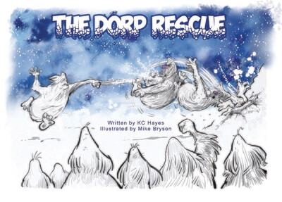 The Dorp Rescue - Paperback Book