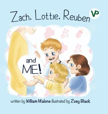 Zach, Lottie, Reuben and Me!