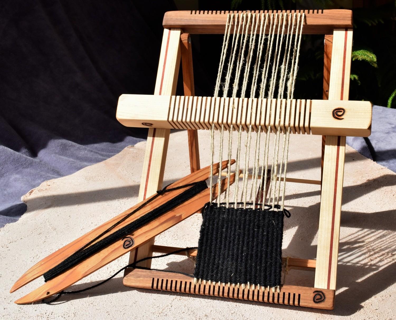 Bent Nail Weaving Frame - Small