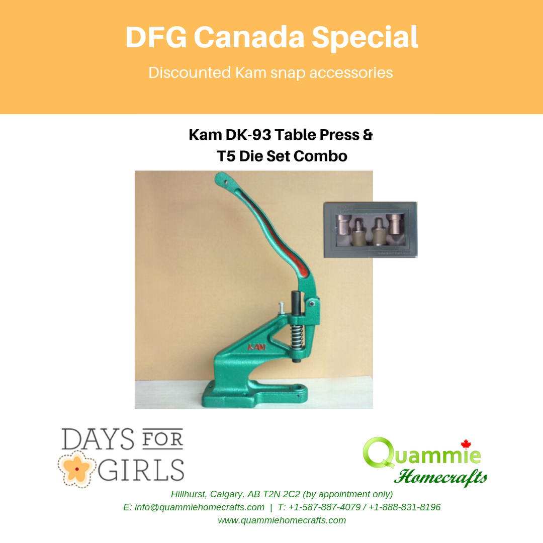 Kam Snap Table Press - DK93 (preorder)