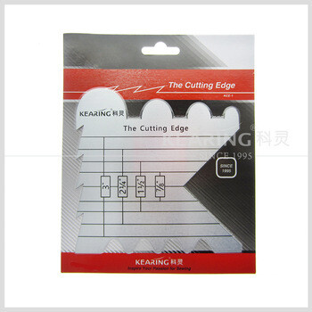 Kearing Ribbon Cutting Template - KCE-1