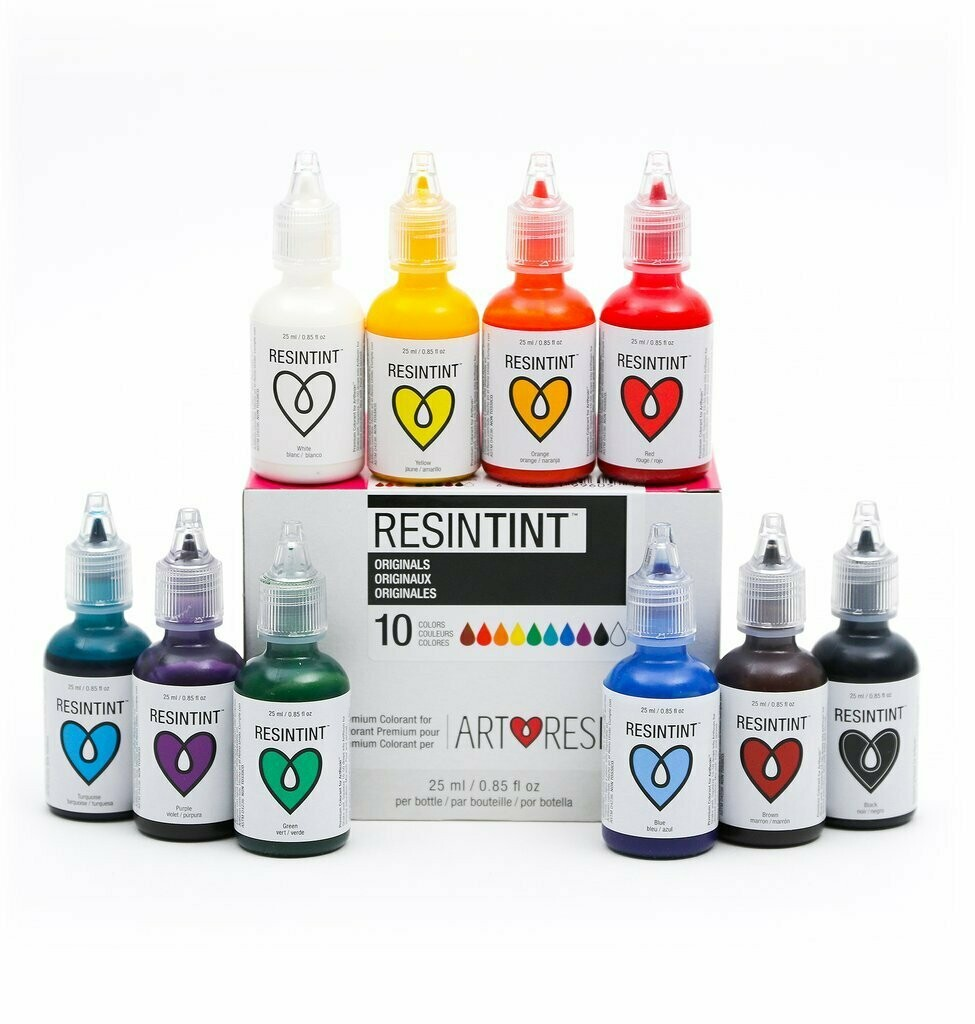 ArtResin - ResinTint Originals (10 colours)