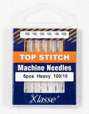 Klasse - Topstitch Needles - 130/705H | 15x1 | HAx1