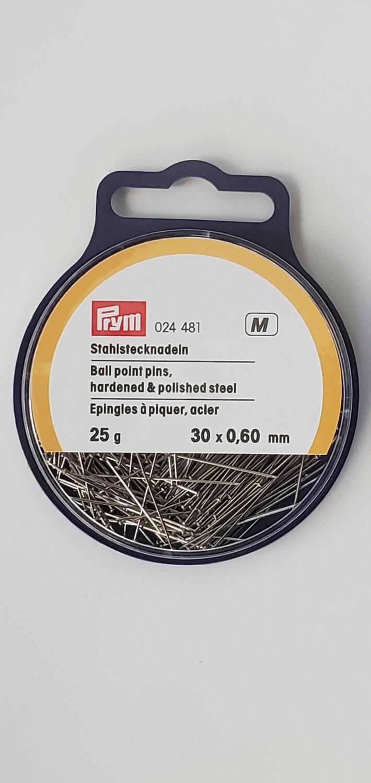 Prym Ball Point Pins - 25g