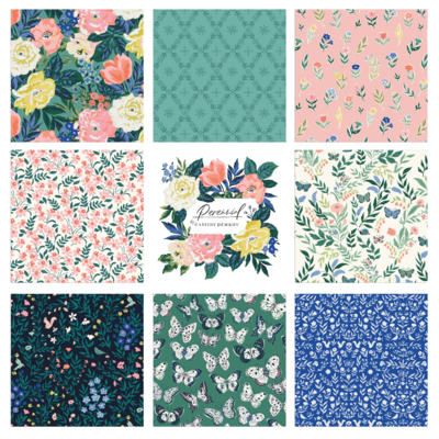Cloud9 Perennial Quilting Cotton - PREORDER - Closes 31 Dec 2020