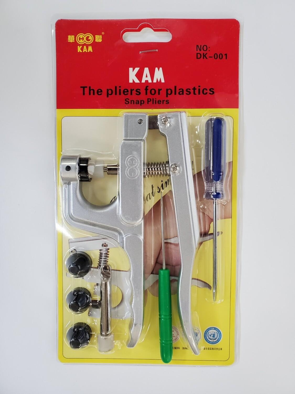 Kam Snap Pliers - DK001
