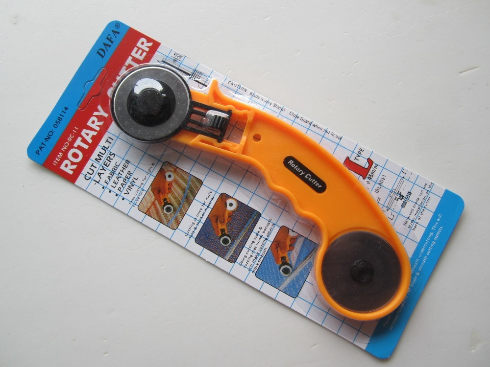 Rotary cutter - 45mm - DAFA