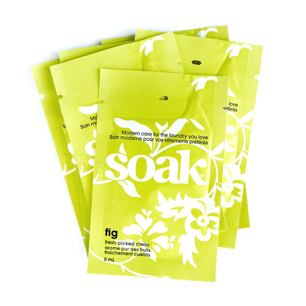 Soak MiniWash - Fig (48 pack)