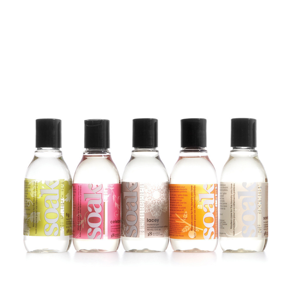 Soak Travel Size - Assorted (4 pack)