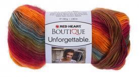 Red Heart - Boutique Unforgettable, Sunrise