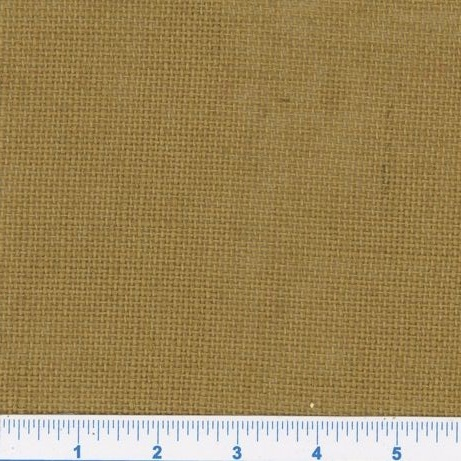 Burlap - Dyed, Solid - Gold