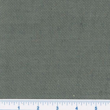 Burlap - Dyed, Solid - Grey