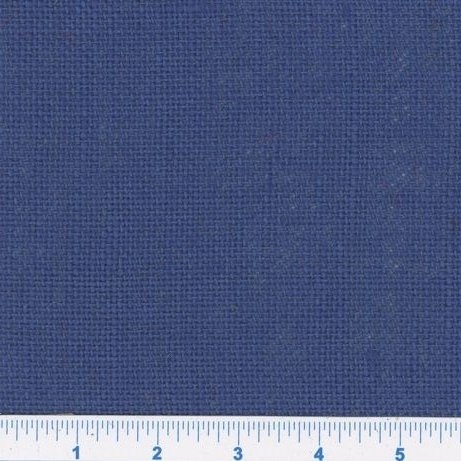 Burlap - Dyed, Solid - Navy