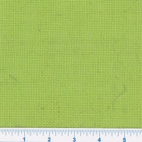 Burlap - Dyed, Solid - Lime
