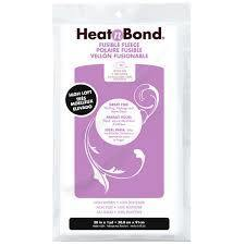 Heat N Bond High Loft Fusible Fleece - 20in x 1yd