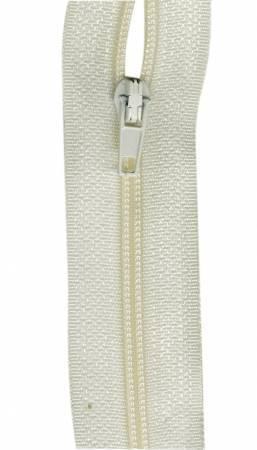 Make A Zipper 5.5 Yard Roll + 12 pulls - Cream
