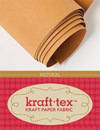 "Kraft-Tex - Natural - 19"" x 1.5 yds"